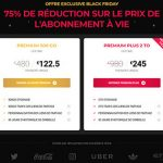 Offre Black Friday pCloud