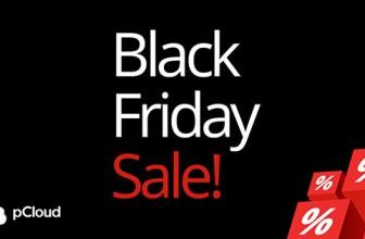 Quelle promotion chez pCloud pour le Black Friday et Cyber Monday 2019 ?