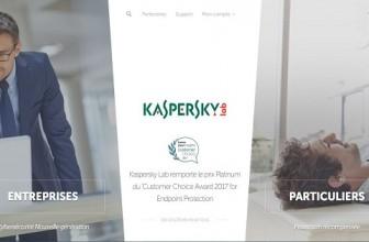 Le fournisseur d'antivirus Kaspersky est-il fiable et sérieux?