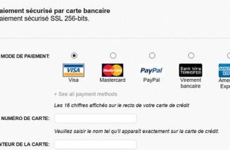 Moyens de paiement chez Bitdefender : découvrez-les