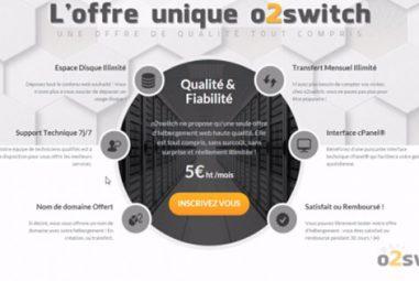 Pourquoi choisir o2switch plutôt qu'un autre hébergeur?