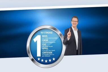 Quels services sont offerts par le support à la clientèle de 1&1?